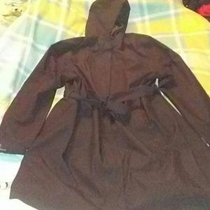 Eddie Bauer rain jacket woman size 2XL